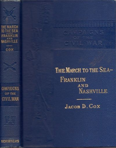 New York: Charles Scribner's Sons, 1896. Later printing. Hardcover. Very good. 12mo. , xii, 265 page...