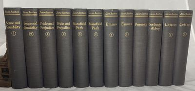 NY/Philadelphia: Frank S. Holby 1914. 12 volumes. Hampshire edition. 8.5