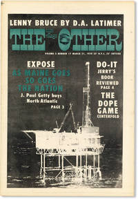 image of The East Village Other - Vol.5, No.17 (March 31, 1970)