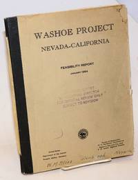 image of Washoe Project, Nevada-California. Feasibility Report January 1954