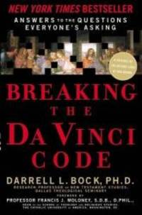 image of Breaking the Da Vinci Code: Answers to the Questions Everyone's Asking