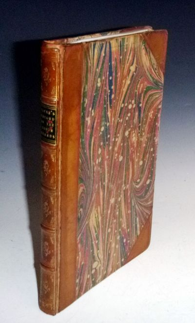 London: William Clowes, 1834. First Edition. Octavo. Portrait frontispiece, regular title page, engr...