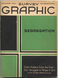 [cover title]: Survey Graphic. Segregation. January 1947