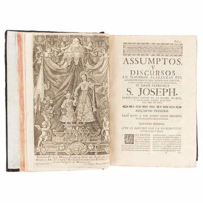 Excelencias de S. Joseph, Varón...