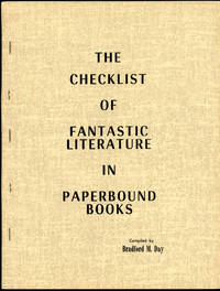 image of THE CHECKLIST OF FANTASTIC LITERATURE IN PAPERBOUND BOOKS