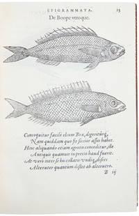 De natura aquatilium carmen, in universam Gulielmi Rondeletii