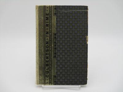 New York.: Bridge World., 1934. 1st Edition.. Quarter gold foil over checkered boards, black cover t...