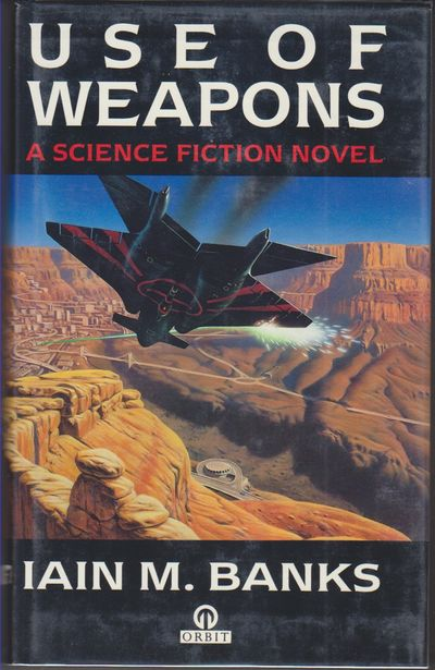 London: Orbit / Macdonald & Co.. 1990. First Edition; First Printing. Hardcover. A fine copy in fine...
