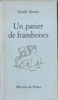 Un panier de Framboises Postface de Jean Chalon