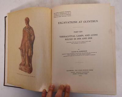 Baltimore/London: The Johns Hopkins Press/Geoffrey Cumberlege/Oxford University Press, 1952. Hardcov...