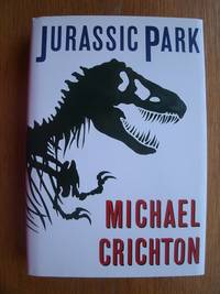Jurassic Park & The Lost World by  Michael Crichton - Signed First Edition - 1990 - from Scene of the Crime Books, IOBA (SKU: biblio15146)