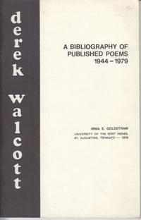 Derek Walcott. A Bibliography of Published Poems 1944-1979