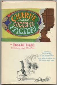 image of Charlie and the Chocolate Factory