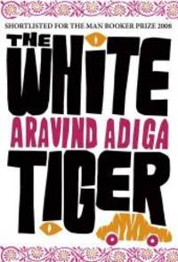 image of The White Tiger.