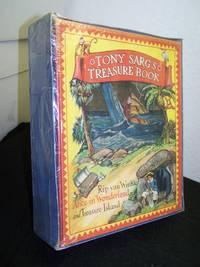 Tony Sarg's Treasure Book: Rip Van Winkle, Alice in Wonderland, Treasure Island.