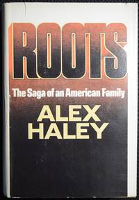 An Alex Haley Signed Roots