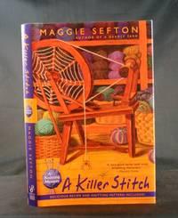 image of A Killer Stitch: A Knitting Mystery