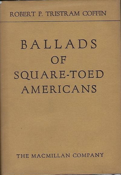 NY: The Macmillan Company, 1933. First Edition, first printing. Signed presentation by Coffin on the...