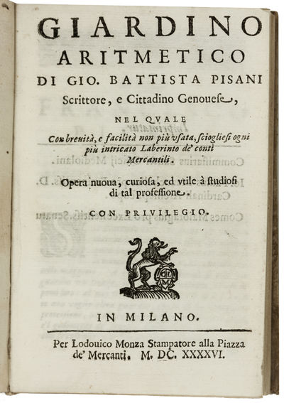 8vo , (5) ff., 214 pp. (final page erroneously numbered 114). Bound in contemporary vellum, title in...