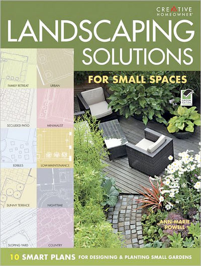 Landscaping solutions for small spaces 10 smart plans for for Smart space solutions