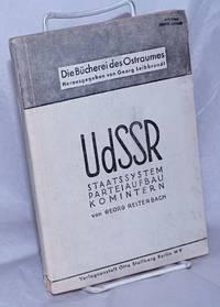 UdSSR: staatssystem parteiaufbau komintern