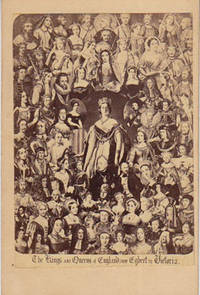 The Kings and Queens of England from Egbert to Victoria