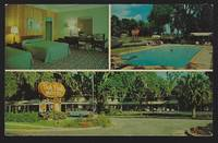 OAK PARK QUALITY COURT MOTEL, BRUNSWICK, GEORGIA by Postcard - N.D. - from Gibson's Books and Biblio.com