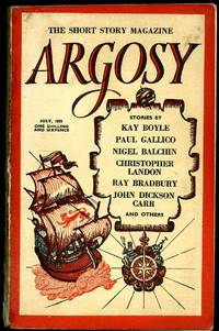Argosy The Short Story Magazine Volume XVI Number 7 July 1955.