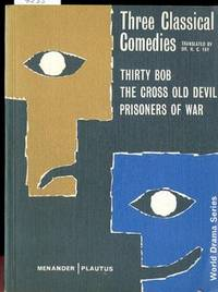THREE CLASSICAL COMEDIES: Thirty Bob / The Cross Old Devil / Prisoners of  War