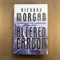 Altered Carbon (Gollancz)