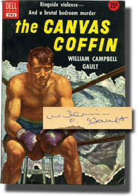 image of The Canvas Coffin (Signed Vintage Paperback)