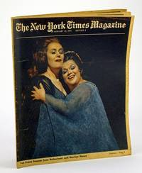 The New York Times Magazine, January (Jan.) 17, 1971 - Cover Photo of Joan Sutherland and Marilyn Horne