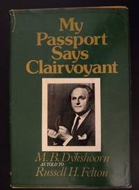 My Passport says Clairvoyant