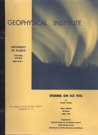 image of STUDIES ON ICE FOG. UAG R-211
