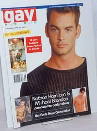 Gay News: #135, November 2002: Nathan Hamilton & Michael Brandon