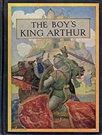 THE BOY'S KING ARTHUR by Sidney Lanier - 1945
