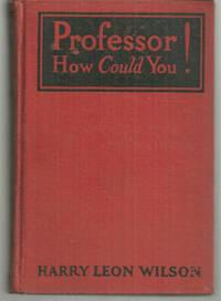 PROFESSOR HOW COULD YOU A Novel