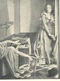 image of The angel of the assassination : Marie-Charlotte de Corday d'Armont, Jean-Paul Marat, Jean-Adam Lux; a study of three disciples of Jean-Jacque Rousseau.