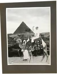 Adlai Stevenson in Egypt. 1953. [recent title on backstrip]
