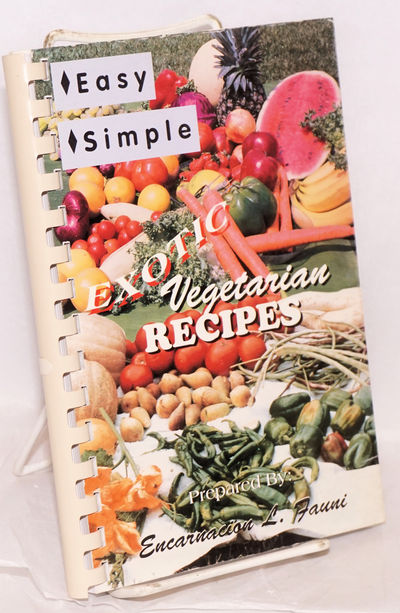 Abaa easy simple exotic vegetarian recipes by fauni encarnacion l image description forumfinder Image collections