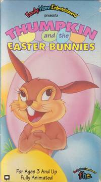 Thumpkin and the Easter Bunnies [VHS]