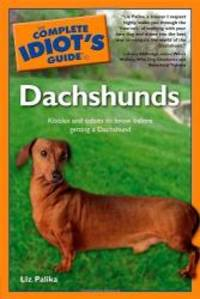 image of The Complete Idiot's Guide to Dachshunds
