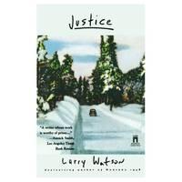 Justice (Paperback) by  Larry Watson - Paperback - Reprint - 1996-04-01T00:00:01Z - from InventoryMasters (SKU: uvg-pb-novel-1088)