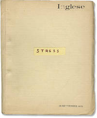 image of Oasis of Fear [Stress] (Original screenplay for the 1971 film)