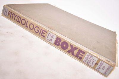 Paris: Librairie Floury, 1929. Hardcover. VG. Oversized gray board portfolio with purple lettering o...