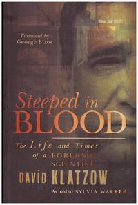 image of STEEPED IN BLOOD. .