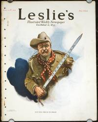 Leslie's Illustrated Weekly Newspaper.