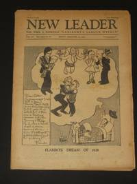 The New Leader Incorporating 'The Labour Leader': December 30th 1927