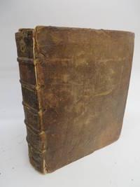 Io. Gottlieb Heineccii . Operum ad Universam Iuris Prudentiam Philosophiam et Litteras Humaniores Pertinentium. Tomus Primus