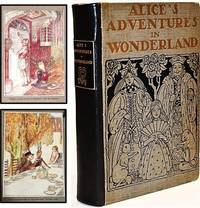 Alice's Adventures in Wonderland with 16 Color Prints by A. E. Jackson